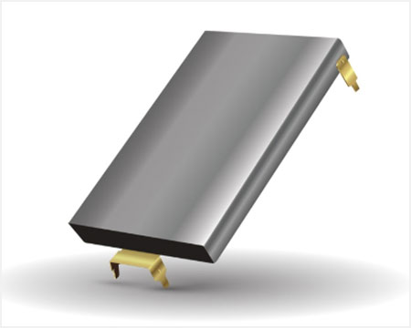energy storage supercapacitor casting coating
